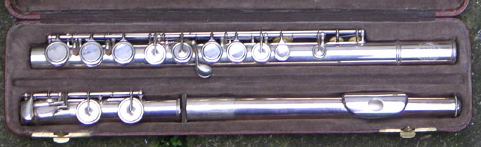 clinton u0026 39 s boehm flute with graduated holes